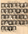 Class of 1953, 1st Grade Pictures